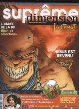 REVUE SUPRÊME DIMENSION N°11. JANVIER-FEVRIER 2007.