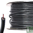 7mm HT High Tension Ignition Lead Cable - Copper Core PVC Black