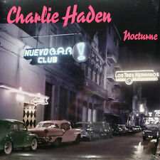 VERVE 916545 CHARLIE HADEN NOCTURNE  UNIVERSAL 2LP 180 grams reissue