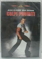 """""""Colpi Proibiti"""" DVD NUOVO SIGILLATO - Jean-Claude Van Damme"""