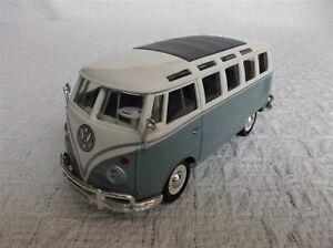 Collectable Maisto Diecast Model VW Samba Split Screen Campervan/Bus ~ VGC