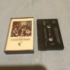 Frankie Goes To Hollywood Cassette Welcome To The Pleasuredome Rare