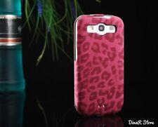 Flip Case HandyHülle für Samsung Galaxy S3 Tasche Hülle - Rosa (23ROS)