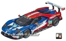 Carrera Digital 132 Ford GT Race Car slot car, No.68 30771