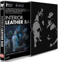 Nuovo Interno Pelle Barrette DVD (PPD286)