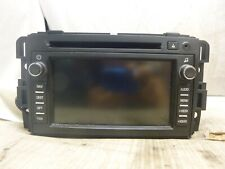 07 08 09 Suzuki Grand Vitara XL7 Radio Cd Gps Navigation 25926159 BBQ01