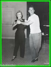 "JANE POWELL & GORDON MacRAE in ""Three Sailors and a Girl"" Original Vintage 1953"