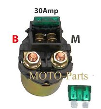 Switch Solenoid Relay Honda CB450 Nighthawk CMX450 Rebel NX650 Extra Fuse /B