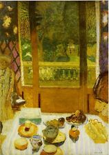Pierre Bonnard THE BREAKFAST ROOM 1930 French Home Art Print 11x14