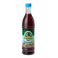 Amalia Cyprus Rose Cordial Syrup 720ml