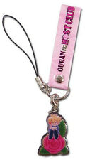 *NEW* Ouran High School Host Club: Metal Cell Phone Charm by GE Animation