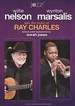 Wynton Marsalis & Willie Nelson Play the Music of Ray Charles. (DVD)