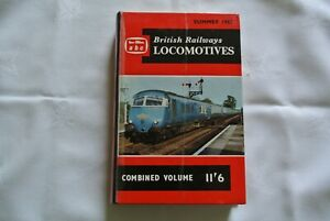 IAN ALLAN COMBINED VOLUME  SUMMER 1962 (UNMARKED CONDITION)