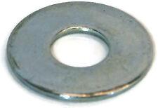 Flat Washers Grade A Zinc Plated SAE - 1/4