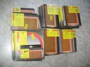 1 Konvolut (25 Stück) Bosch Luftfilter ungebraucht