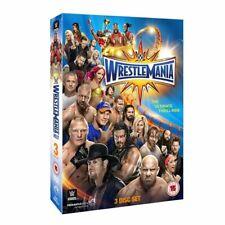 DVD Neuf - WWE: Wrestlemania 33