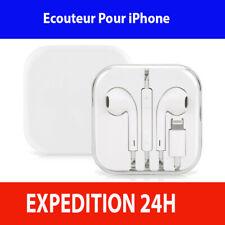 Ecouteur iPhone Bluetooth Kit Pieton Connecteur Lightning iPhone 7/8/SE2020/X/XR