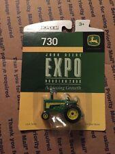 John Deere 730 Expo Houston 2008 Ertl 1/64