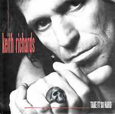 "Keith Richards | Rolling Stones - Take It So Hard > 7"" Vinyl Single"