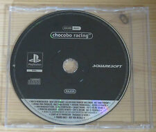 Chocobo Racing - Promo Gioco Completo - New - PlayStation 1 - PSX