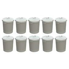 Bachmann 44-522 OO Gauge Old Style Domestic Dustbins (Pack 10)