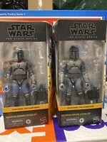 Star Wars The Black Series Clone Wars Mandalorian Loyalist Walmart Exclusive NEW