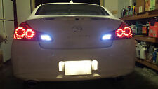 White LED Reverse Lights/Back Up For Scion tC 2005-2010 2006 2007 2008 2009