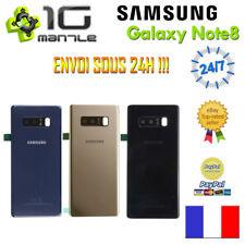 Vitre Arrière/Cache Capot Batterie SAMSUNG GALAXY NOTE 8 N950 + Adhésif