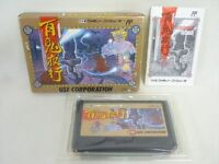 Famicom HYAKKI YAGYO YAKO Nintendo Japanese Import Video Game ccc fc