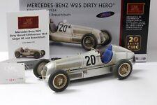 "1:18 CMC Mercedes W25 ""Dirty Hero"" Eifelrennen 1934 NEW bei PREMIUM-MODELCARS"
