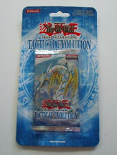 Yu-Gi-Oh! Tactical Evolution TAEV 1st Edition Blister Booster (Sealed)