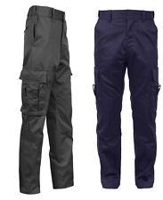 Deluxe Black Or NavyEMT & EMS Cargo BDU Uniform Pants 3923 3823 Rothco