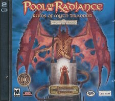 POOL OF RADIANCE: RUINS OF MYTH DRANNOR PC CD-ROM NEW & FACTORY SEALED