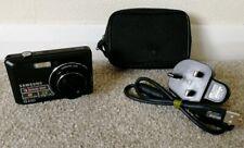 SAMSUNG ES60 12.2 MP Mega Pixel Digital Camera With Case & USB Mains Charger