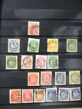 Album  1000 timbres stamps Norway Norge Norvege Collection 1863-1997