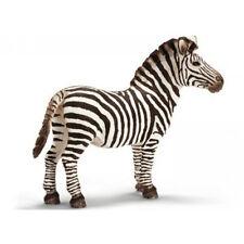 *NEW* SCHLEICH 14391 Zebra Male - Wildlife Zoo Life - RETIRED