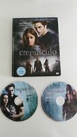 Saga Crepuscolo 2 DVD+Libro Edizione Speciale Spagnolo English - 3T
