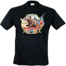 Iron Maiden - Trooper Robinsons Beer T-Shirt Homme / Man - Taille / Size S