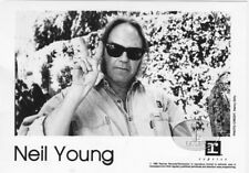 NEIL YOUNG 1995 Publicity Photo Henry Diltz