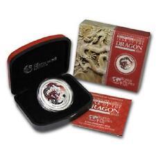 Perth Mint Australia $1 2012 Black Dragon Berlin Coin Show 1 oz .999 Silver Coin
