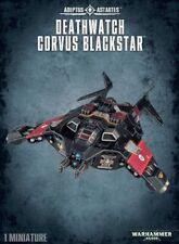 DEATHWATCH Corvus BLACKSTAR Games Workshop Warhammer 40.000 TRANSPORTER Flyer
