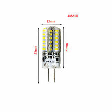 G4 LED Light 3W 5W 7W 9W Bulbs Dimmable Lamp SMD Cool/Day/Warm White 12/220V COB