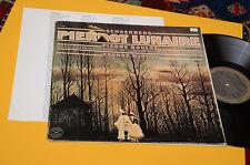 SCHOENBERG LP PIERROT LUNAIRE ORIG GERMANY 1978 EX+