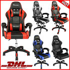 Gaming Stuhl Bürostuhl Racing Chair Computerspiel Sportsitz Drehstuhl 200KG