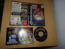 Jeux vidéo allemands Street Fighter SEGA