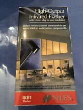 Niles IRB1 High Output IR Flasher w 3.5mm Plug