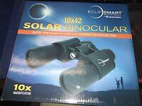Celestron 10x42 Sun & Solar Eclipse Binoculars EclipSmart 10x Magnification