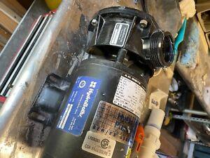A.O. Smith 1hp Spa Pump and Motor