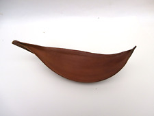 Coco Boats Canoinhas Coconut leaf bent Flower Dried Pods Palm Bowl Dried Flowers