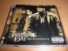 TRAINING DAY soundtrack CD david BOWIE dj quik DR DRE nelly XZIBIT cypress hill